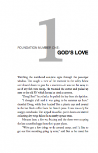 Chapter 1: God's Love