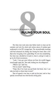 Chapter 8: Ruling Your Soul